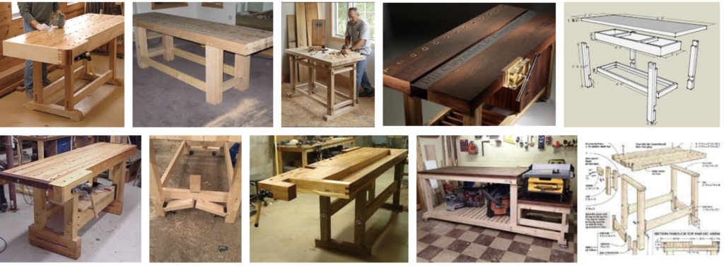 Build a Sturdy Workbench - DIY For Knuckleheads