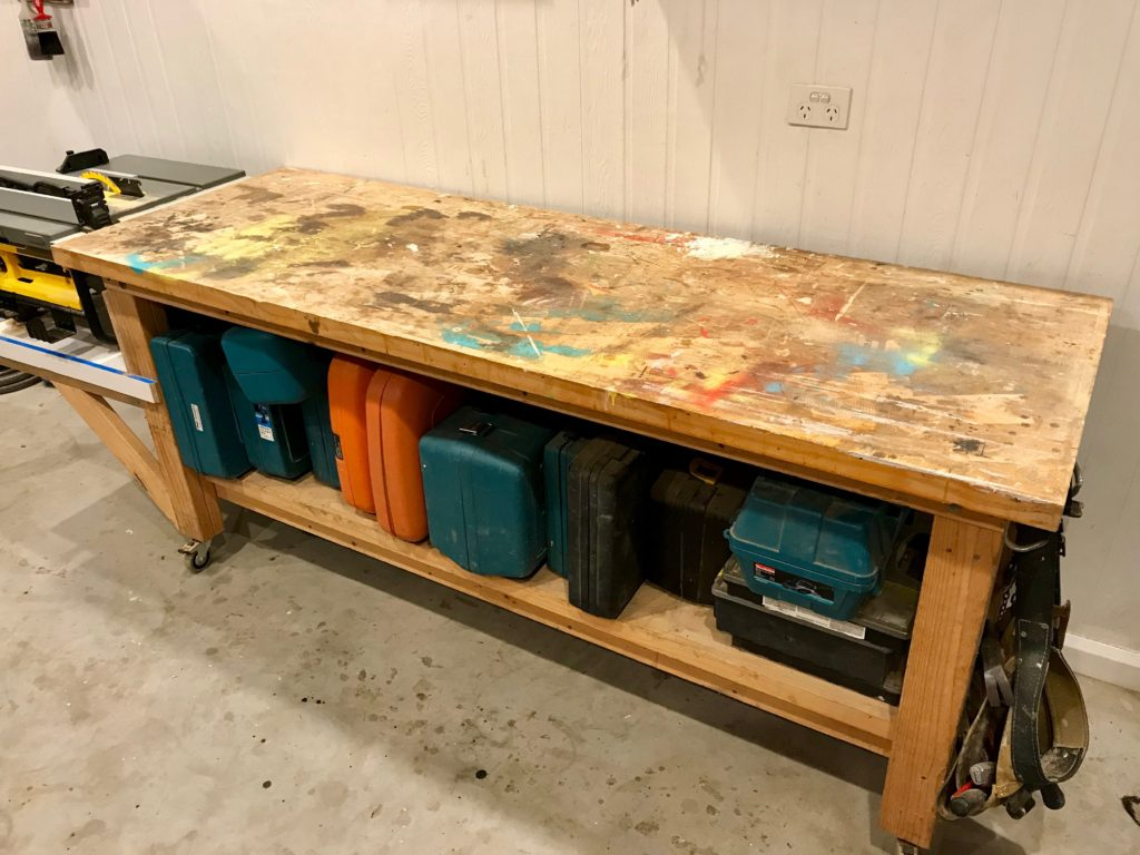 Magnificent Build A Sturdy Workbench Diy For Knuckleheads Lamtechconsult Wood Chair Design Ideas Lamtechconsultcom