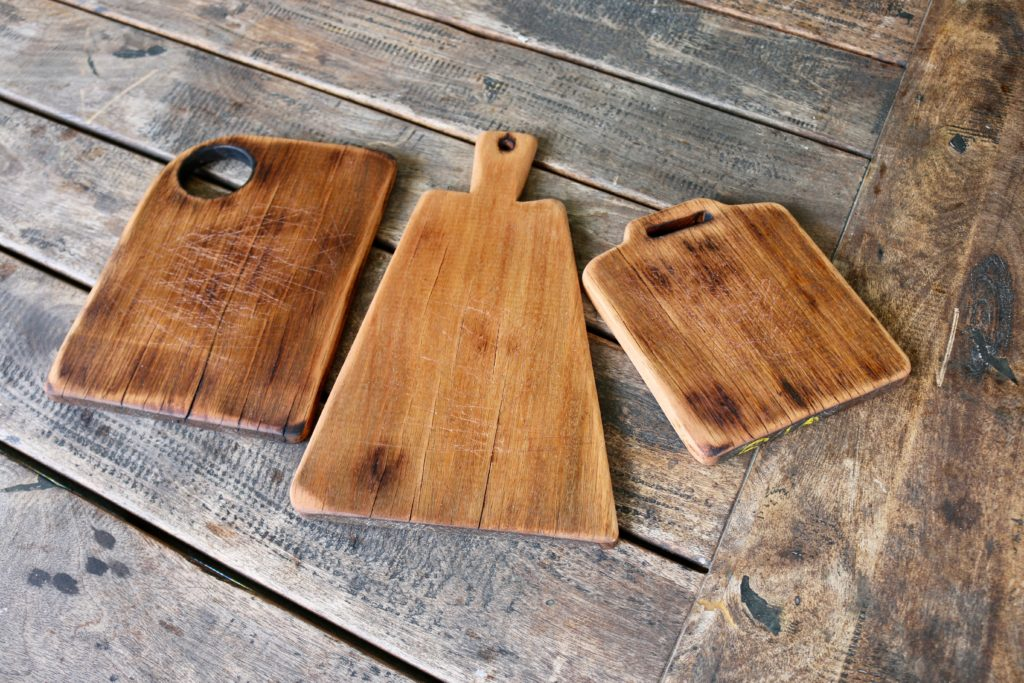 Make A Cutting Board Easy Quick And Cheap Antique Style Diy For Knuckleheads